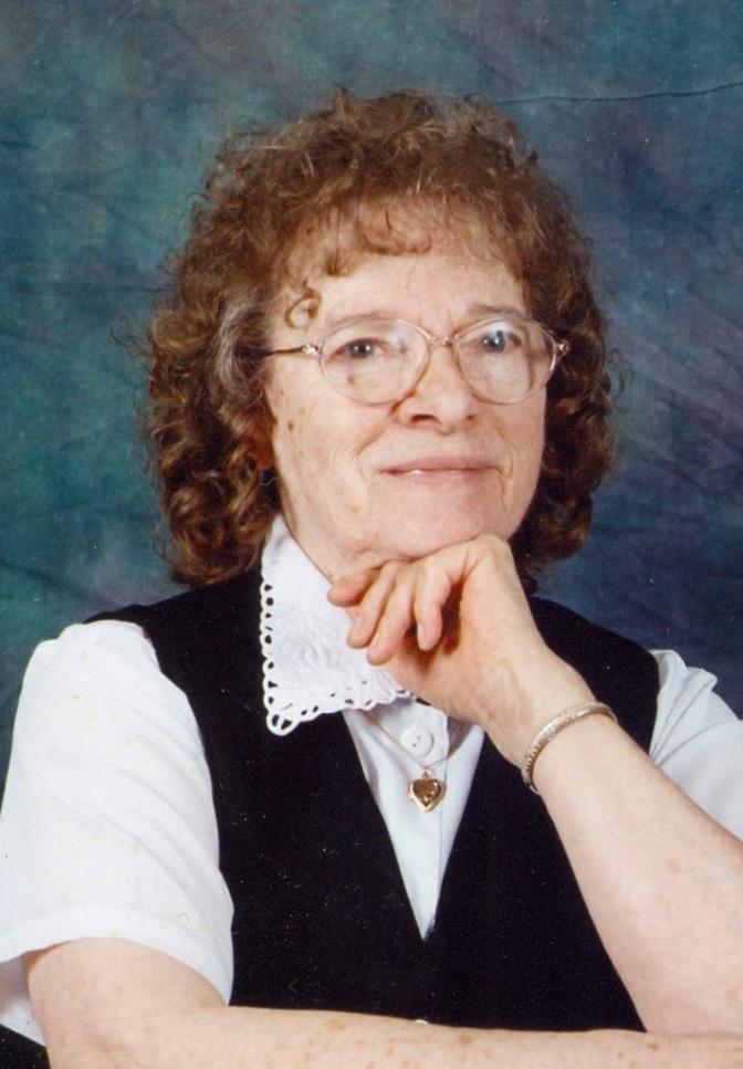 In Loving Memory of Mary Hazel Hill